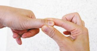 (原创)人体穴位一胳膊手部(76)手指穴