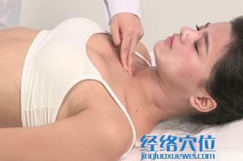 治妊娠呕吐 按摩疗法